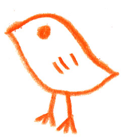 鳥/イラスト