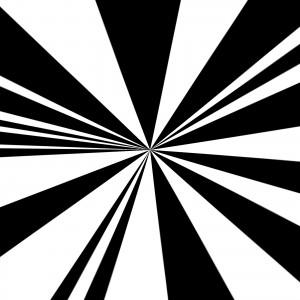 集中線/フリー素材
